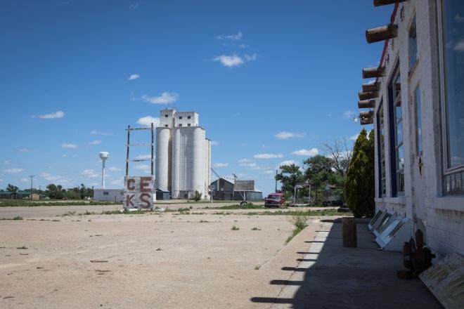 midpoint-silo