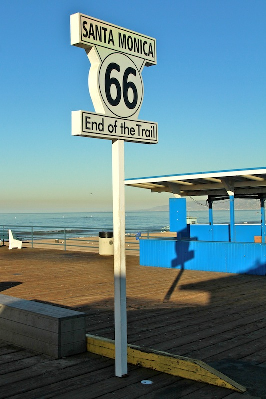 66 end of trail