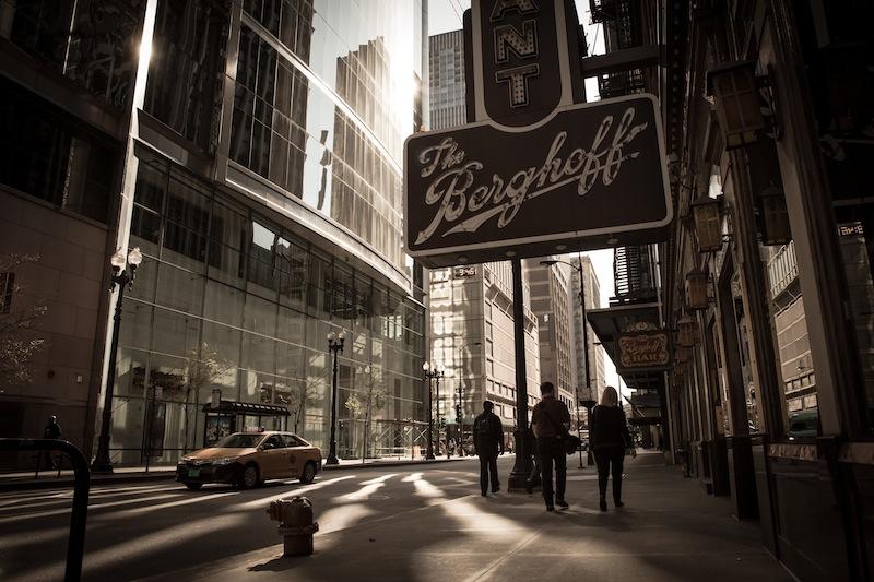Chicago-Berghoff