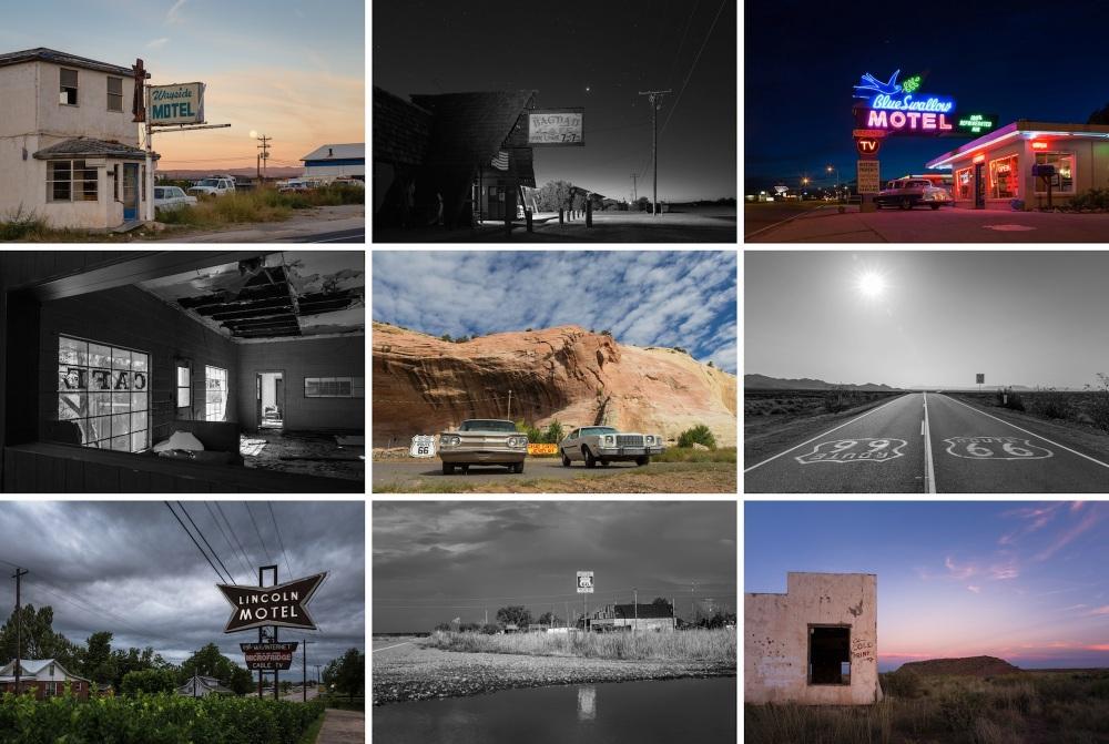 Collage-Route66-Fine-Art