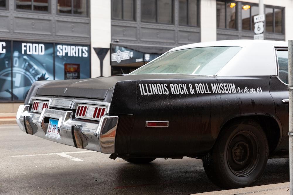 Joliet Blues Mobil