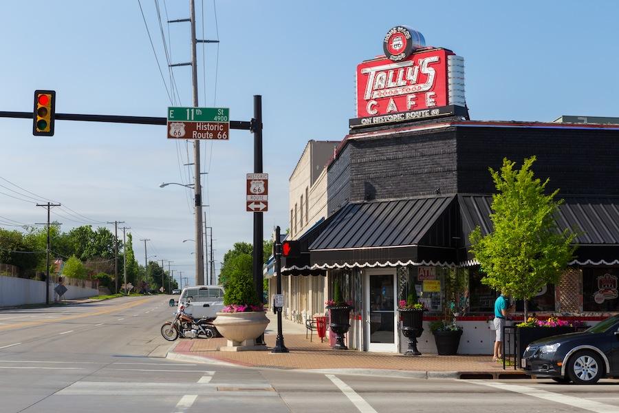 21 -Tulsa