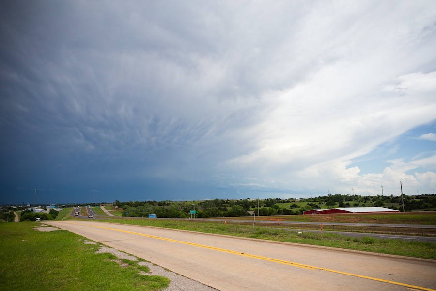 08 road-near-weatherford-clouds