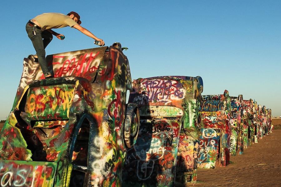 27 cadillac-ranch-sprayer