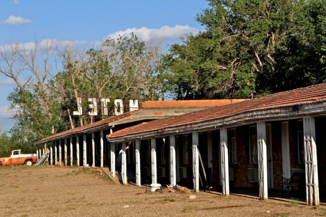 36 paradise tucumcari