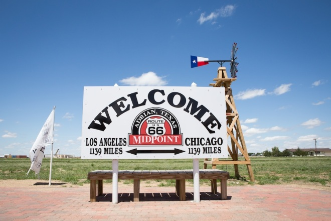 41 midpoint-sign