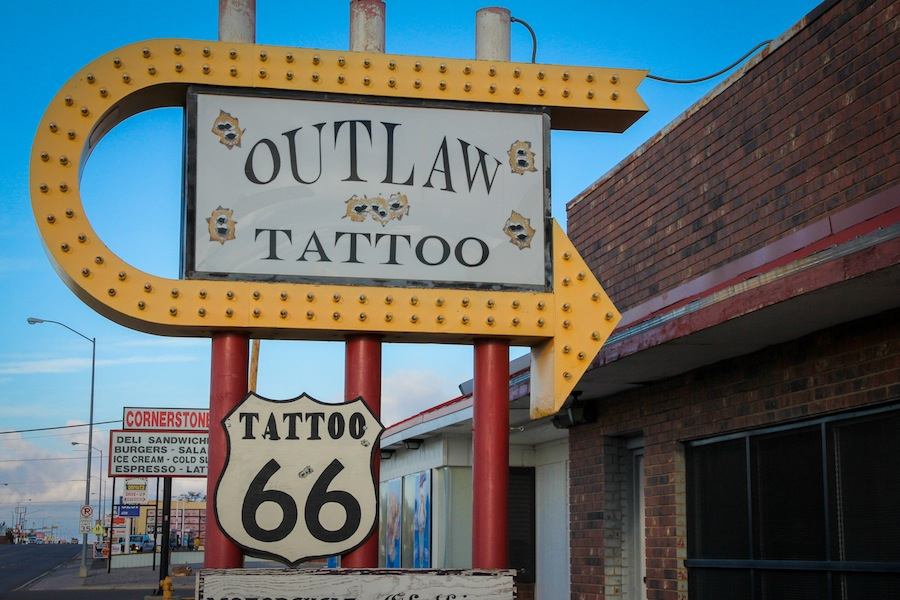 46 outlaw
