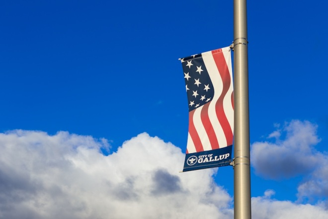 51 gallup-flag