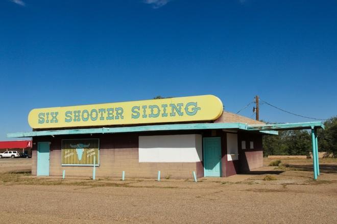 57 six-shooter