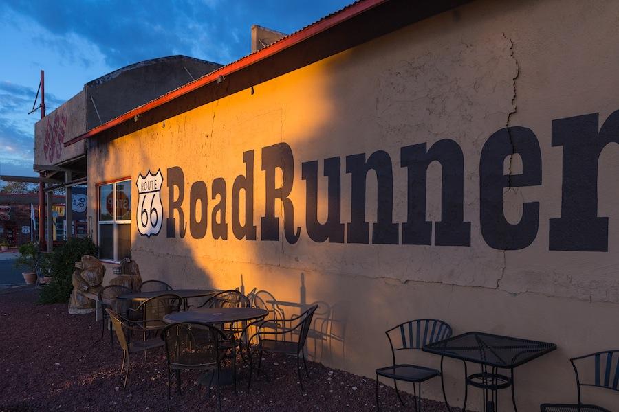 31 road-runner