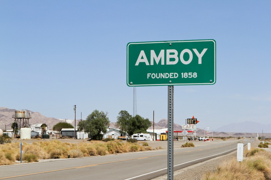 13 Amboy